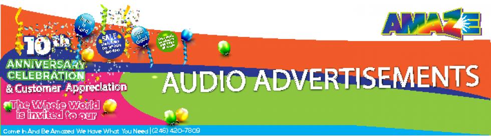 Audio Adverts