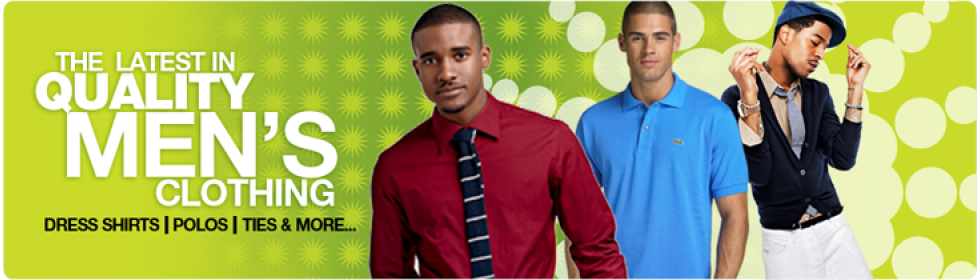 Men's wear & clothing